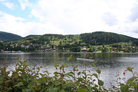 Corcieux, Frankreich: ballade autour du lac de GERARDMER