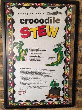 Crocodilian Equisite Hotel