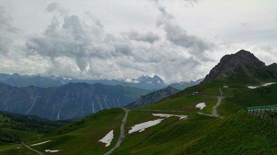 Riezlern, Autriche : Kanzelwandbahn