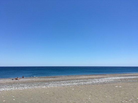 Gennadi, Greece: Очень красивые цвета и прозрачная вода!