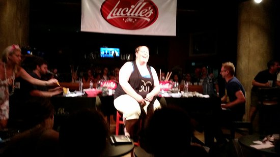 Lucille's Piano Bar & Grill: 20160716_213112_large.jpg