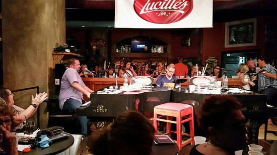 Lucille's Piano Bar & Grill: 20160716_214238_large.jpg