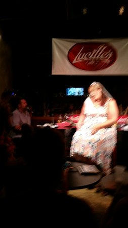 Lucille's Piano Bar & Grill: 20160716_214727_large.jpg