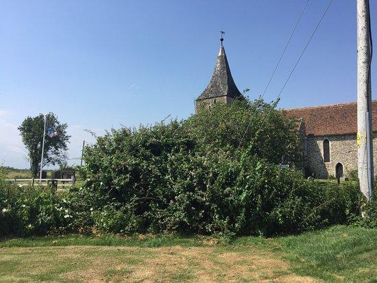 Saint Mary in the Marsh, UK: photo1.jpg