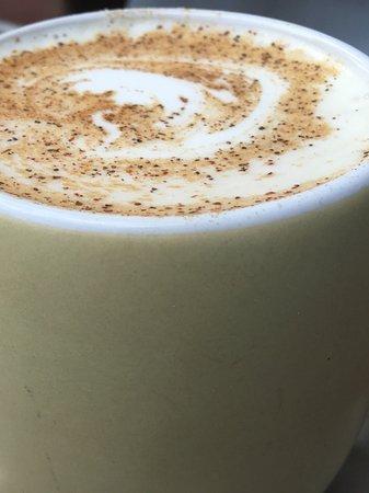 Warners Bay, ออสเตรเลีย: Chai Latte