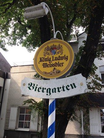 Olsberg, Germania: Biergarten