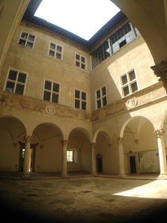 Pienza, Italien: Palazzo Piccolomini