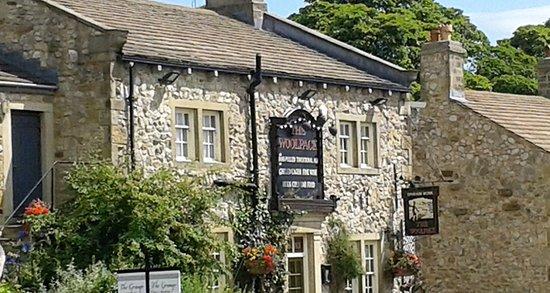 Yorkshire, UK: Woolpack..Emmerdale Village