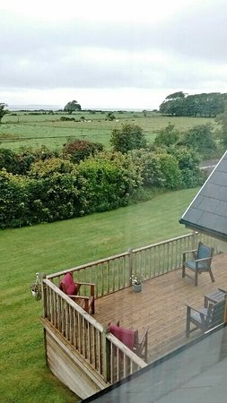 Camp, Ireland: Sea View House Bed and Breakfast