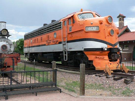 Royal Gorge Route Railroad: Royal Gorge Railroad