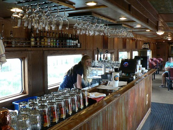 Royal Gorge Route Railroad: Drinks available at a cost