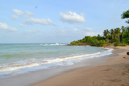 Rekawa, سريلانكا: safe bathing area