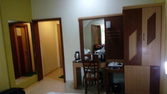 Hotel Shakti International: Deluxe room