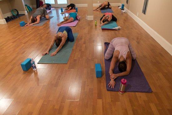 Jupiter, FL: Yoga Room