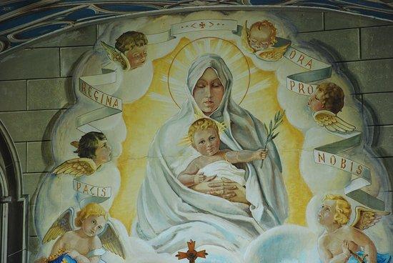 St. Mary's, UK: The Italian Chapel