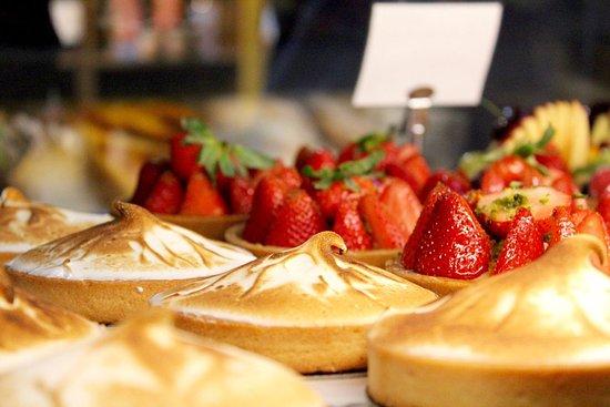 Wellfleet, Μασαχουσέτη: Hand-made pastries