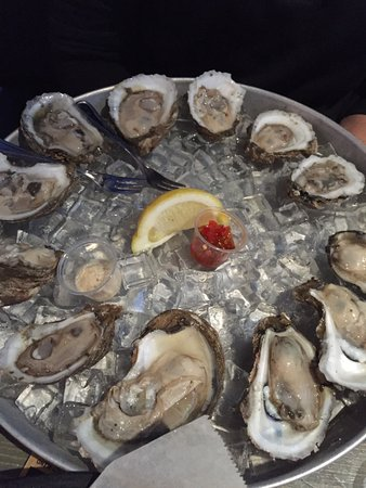 Summerville, SC: Oysters