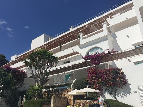 Hotel Cala d'Or: Original part of the hotel
