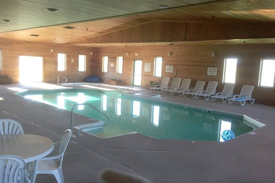 Best Western Inn At Sundance Wyoming Pool Area
