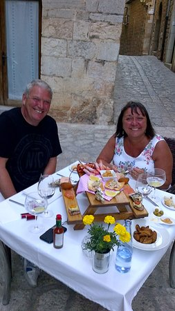 Fornalutx, Espagne : Seafood Picnic