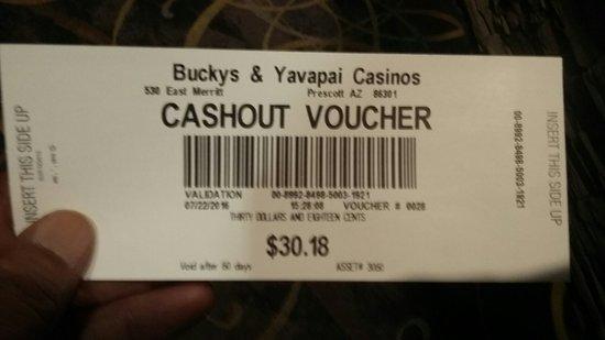Bucky's Casino: 20160722_152926_large.jpg
