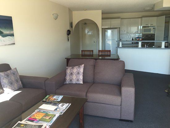 Buddina, Australie : Beachside Resort Kawana Waters