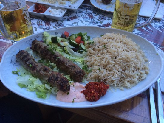 Lubnan authentic lebanese cuisine for Arab cuisine singapore