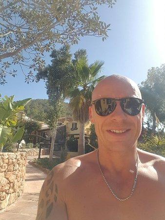 Ibiza Rocks House at Pikes Hotel: 20160624_095521_large.jpg