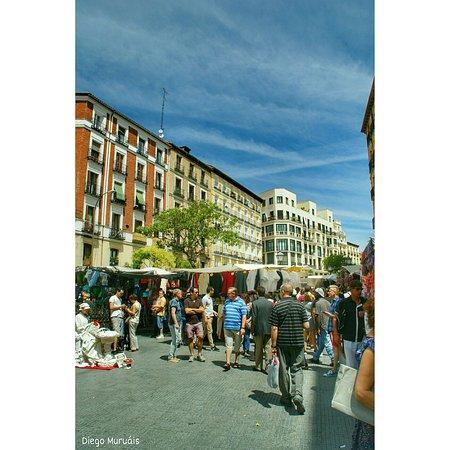 El Rastro : Rastro de Madrid...