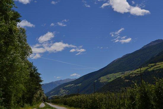 Naturno, Ιταλία: lungo il percorso
