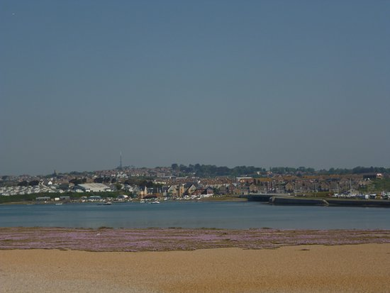 Weymouth, UK: Chesil Beach