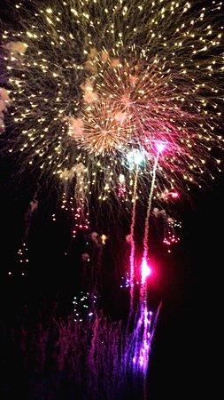 Adachi, Japón: 足立の花火