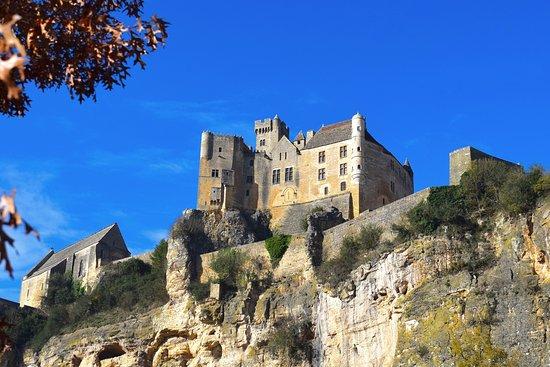 Chateau de Beynac: Authentique Château du Moyen Âge