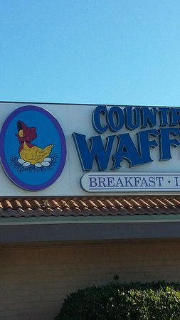 Roseville, CA: Waffle Square Country Kitchen