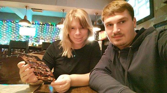 Noginsk, Russland: Гриль-бар Диван