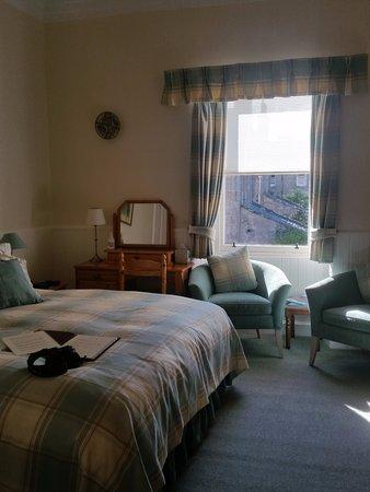 Nairn, UK: La camera