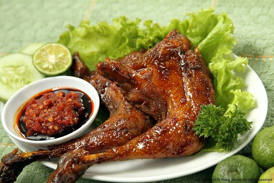 Lezat Semua Foto Warung Makan Ayam Goreng Kebon Ndelik Klaten