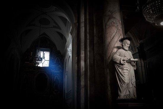 Cattedrale di Santa Maria Assunta: Nella cattedrale