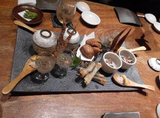 Uosho Ginpei Ginza ten: special fine food