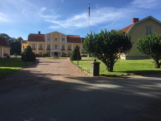 Vargon, Zweden: Bra hotell men maten var mye bedre for noen år siden