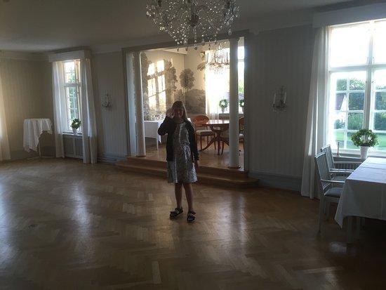 Vargon, Swedia: Bra hotell men maten var mye bedre for noen år siden