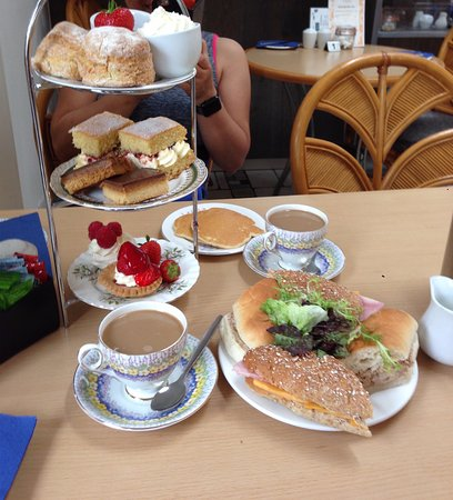 Banchory, UK: Tea for two!!!