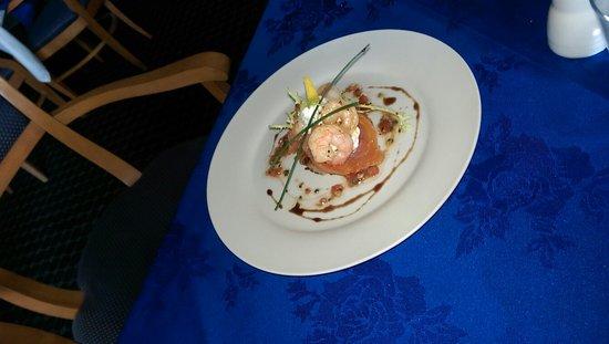 Ballinlough, Irlanda: Kennedy's restaurant