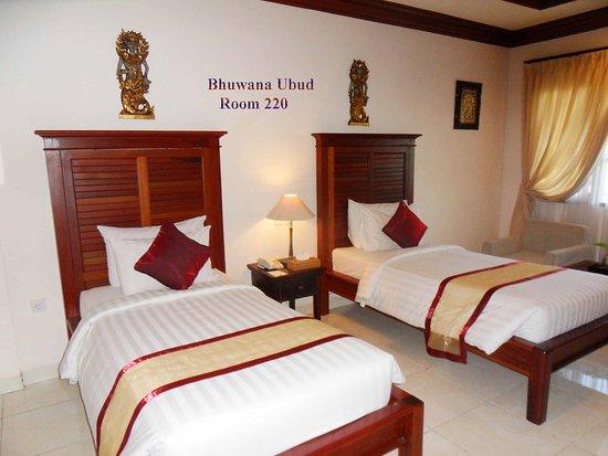 Bhuwana Ubud Hotel Image