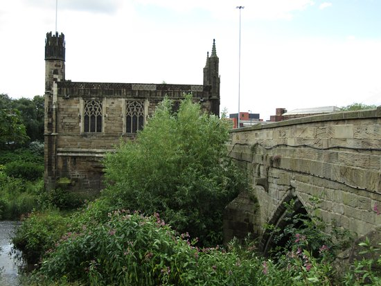 Chantry Chapel of St Mary: Wakefield Chantry