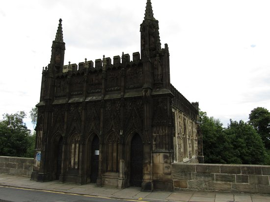 Chantry Chapel of St Mary: The Chantry