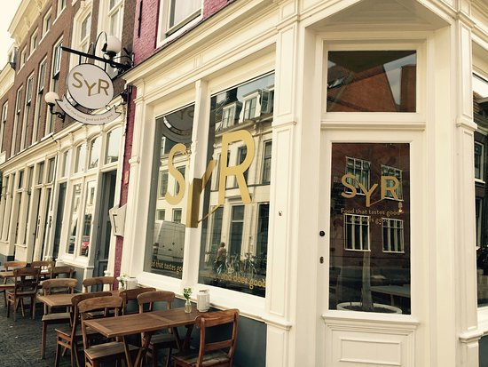 We recommend Syr! Really good and tasty food!
