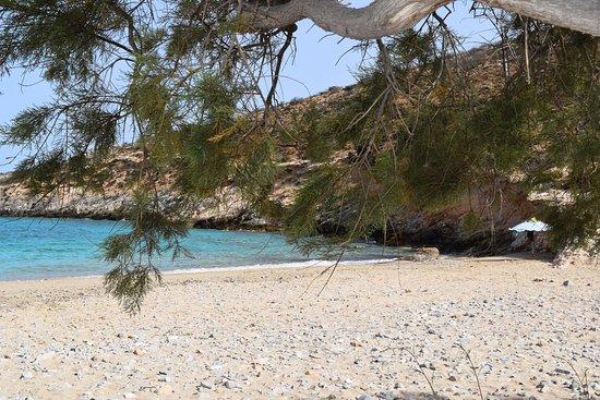 Schinoussa, Hellas: Παραλία Ψιλή Αμμος