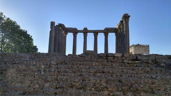 Templo Romano de Évora (Templo de Diana): 20160720_190934_HDR_large.jpg