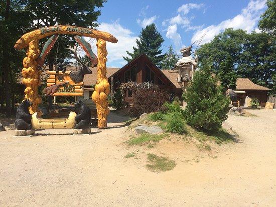 Montebello, Canada: Maison du Parc